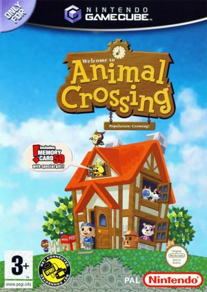Cover von Animal Crossing