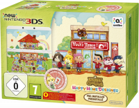 New 3DS Happy Home Designer Pack