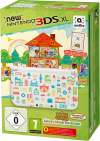 New 3DS XL Happy Home Designer Edition