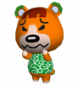 Bertram in Animal Crossing: Let's Go to the City