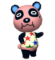 Chang in Animal Crossing: Let's Go to the City