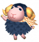 Edith in Animal Crossing: Let's Go to the City