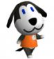 Fido in Animal Crossing: Let's Go to the City