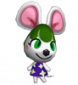 Jenny in Animal Crossing: Let's Go to the City