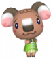 Kornelia in Animal Crossing: Let's Go to the City