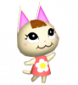 Mischka in Animal Crossing: Let's Go to the City
