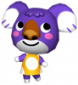 Silke in Animal Crossing: Let's Go to the City