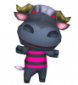 Toro in Animal Crossing: Let's Go to the City