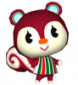 Trita in Animal Crossing: Let's Go to the City