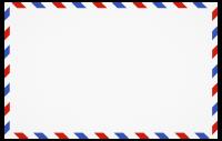 Luftpostkarte