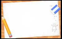 Schreibwaren-Karte