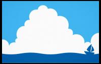 Flauschwolken-Karte