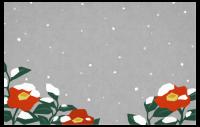 Winterkamelien-Karte