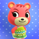 Foto von Claudia in Animal Crossing: New Horizons