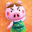 Foto von Luzie in Animal Crossing: New Horizons