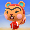 Foto von Nadine in Animal Crossing: New Horizons