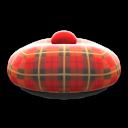 Schottenmütze [Rot]