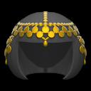 Münzen-Stirnband