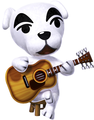 K K  Slider (New Leaf) - Animal Crossing Wiki