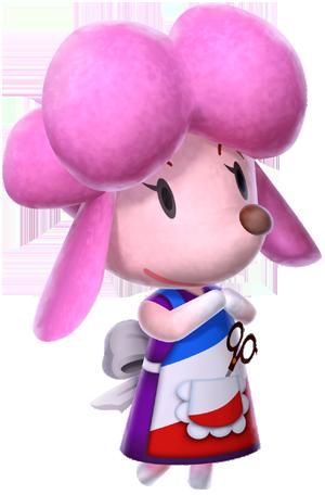 Fabelhaft Friseursalon Shampudel (New Leaf) - Animal Crossing Wiki #GU_72