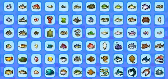 Acnl Fische