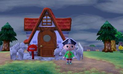 Haus (New Leaf) - Animal Crossing Wiki