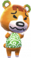 Bertram in Animal Crossing: New Leaf