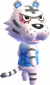 Boris in Animal Crossing: New Leaf