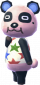 Chang in Animal Crossing: New Leaf
