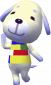 Doris in Animal Crossing: New Leaf