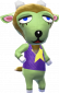 Gregor in Animal Crossing: New Leaf