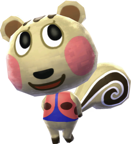 Animal Crossing Happy Home Designer Peanut