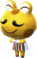 Jacques in Animal Crossing: New Leaf