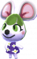 Jenny in Animal Crossing: New Leaf