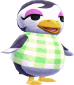 Judith in Animal Crossing: New Leaf