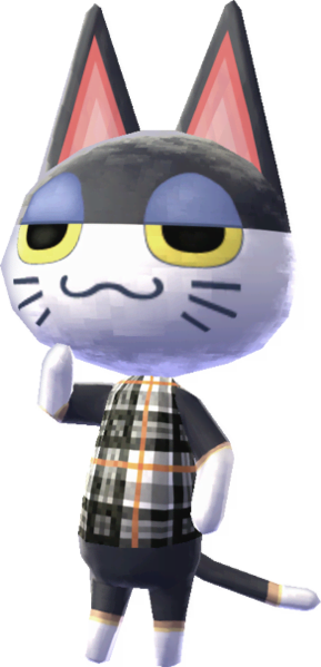 Julian - Animal Crossing Wiki