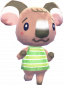 Kornelia in Animal Crossing: New Leaf