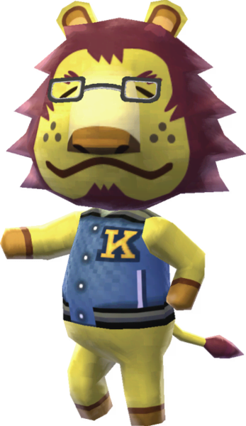 Leonhard - Animal Crossing Wiki
