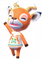 Martin in Animal Crossing: New Leaf