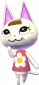 Mischka in Animal Crossing: New Leaf