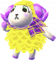 Natascha in Animal Crossing: New Leaf