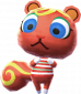 Ricarda in Animal Crossing: New Leaf