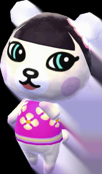 Sandrine - Animal Crossing Wiki