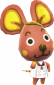 Schoki in Animal Crossing: New Leaf