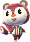 Trita in Animal Crossing: New Leaf