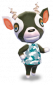 Walter in Animal Crossing: New Leaf