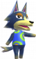 Weber in Animal Crossing: New Leaf