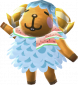 Wolli in Animal Crossing: New Leaf