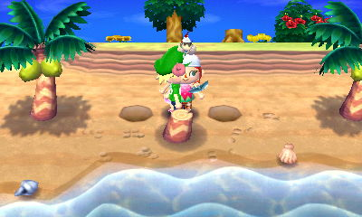 Spielfehler Glitch New Leaf Animal Crossing Wiki