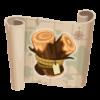 Holzstoff-Karte